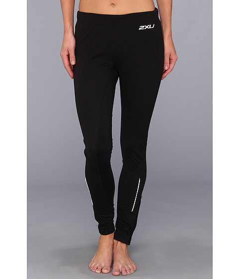 Pantaloni 2XU - Sub Zero Run Tights - Black/Black