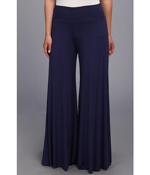 Pantaloni Rachel Pally - Plus Size Wide Leg Trouser White Label - Deep