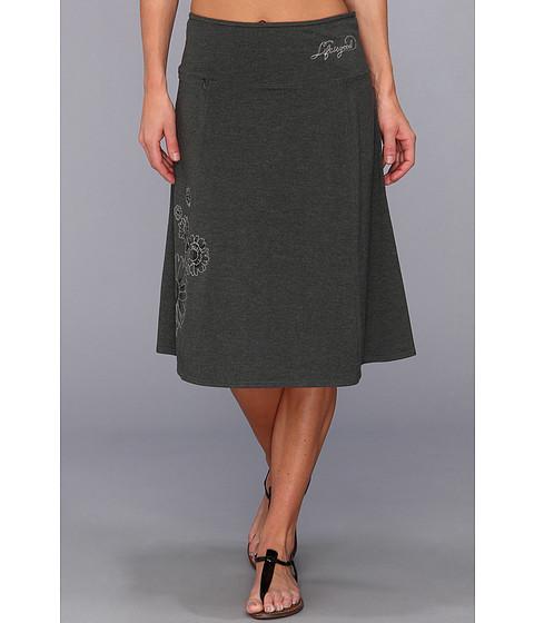 Fuste Life is good - Everyday Skirt - Dark Gray