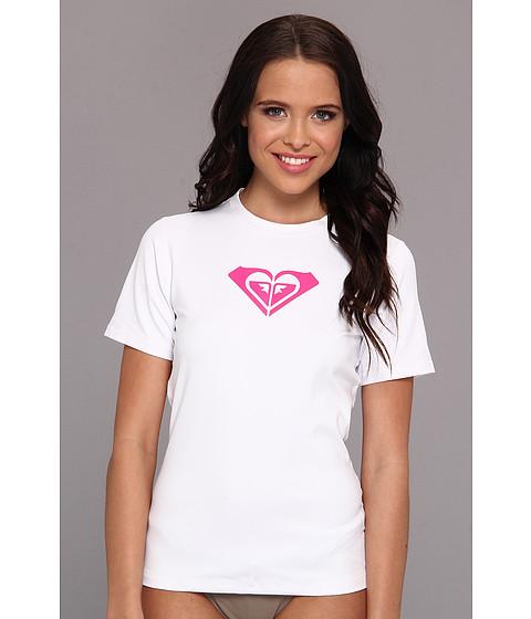 Costume de baie Roxy - Basically Roxy S/S Surf Shirt - White
