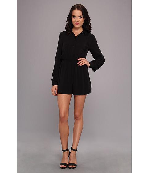 Pantaloni BCBGeneration - Woven Sportwear Jumper - Black