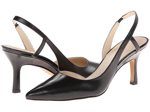 Pantofi Nine West - Truward - Black Leather