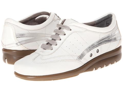 Adidasi Aerosoles - Air Cushion - White Leather