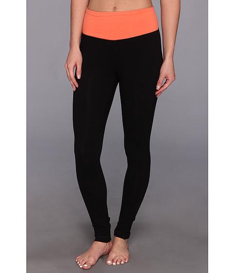 Pantaloni Steve Madden - Fitted Yoga Legging Color Waist - Pink