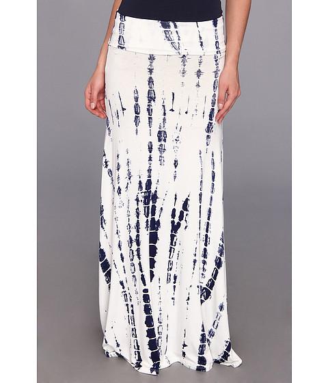 Fuste Gabriella Rocha - Devin Maxi Skirt - White