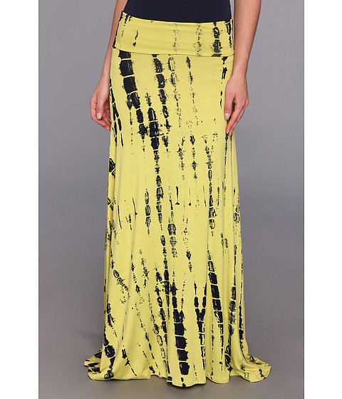 Fuste Gabriella Rocha - Devin Maxi Skirt - Yellow