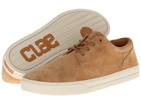 Adidasi Clae - Rogers - Cinnamon Perf Suede