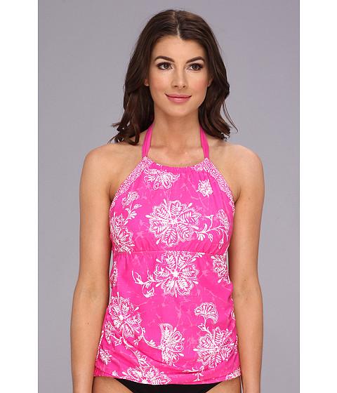 Costume de baie Athena - Ocean Park High Neck Tankini - Pink