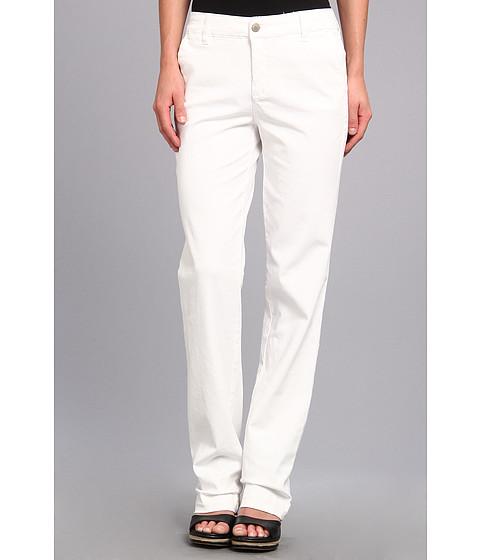 Pantaloni Jones New York - Super Stretch Trouser - White