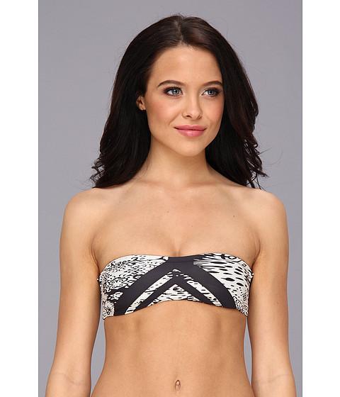 Costume de baie Rip Curl - Light Hearted Bandeau Bikini Top - Dark Grey