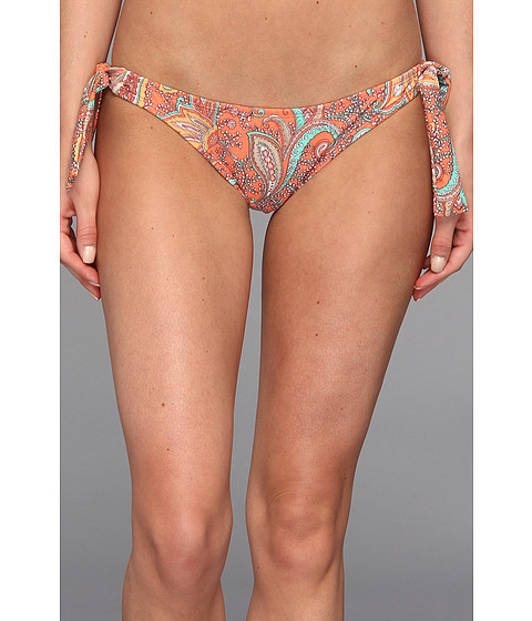 Costume de baie ONeill - Daydreamer Thick Tie Side Bottom - Coral