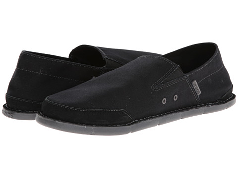Pantofi Crocs - Cabo Low - Black/Graphite