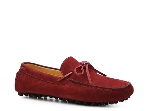 Pantofi Mercanti Fiorentini - Camp Loafer - Red