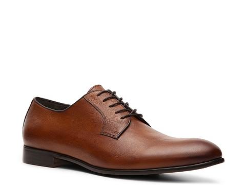 Pantofi Aston Grey - Elm Oxford - Cognac