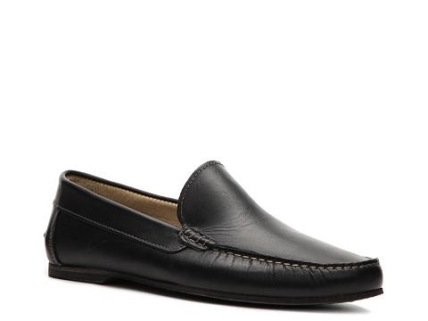 Pantofi Sandro Moscoloni - Turin Venetian Slip-on - Black