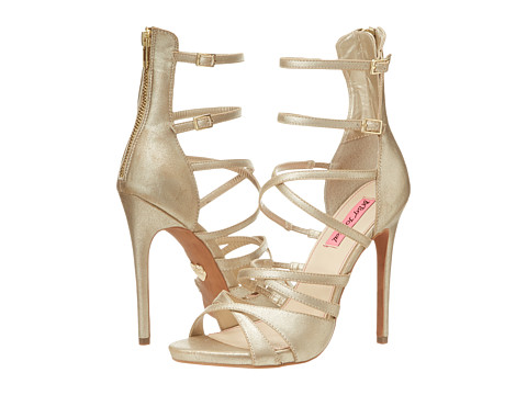 Pantofi Betsey Johnson - Monnique - Gold