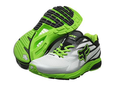 Adidasi Fox - Featherlite 2 - White/Black/Green