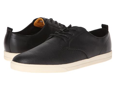Adidasi Clae - Ellington Leather - Black Perf Leather