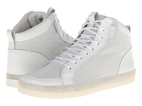 Adidasi Clae - Russell 07 - White Perf Leather
