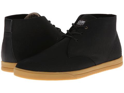 Adidasi Clae - Strayhorn Textile - Black Gum
