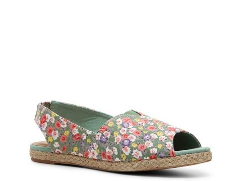 Sandale Qupid - Carol-13X Floral Flat - Floral