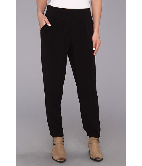 Pantaloni Free People - Solid Easy Pleat Pant - Black