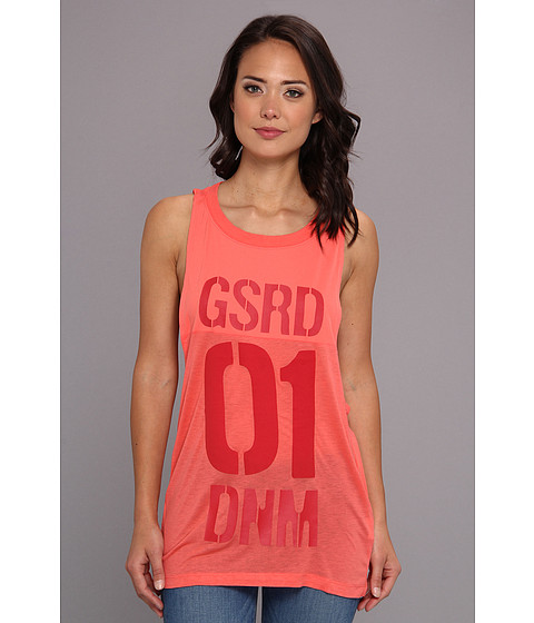 Bluze G-Star - Ish Long Tank Top - Hot Pink