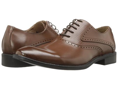 Pantofi Robert Wayne - Elvin - Tobacco