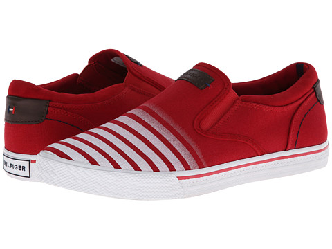 Adidasi Tommy Hilfiger - Rawley - Red