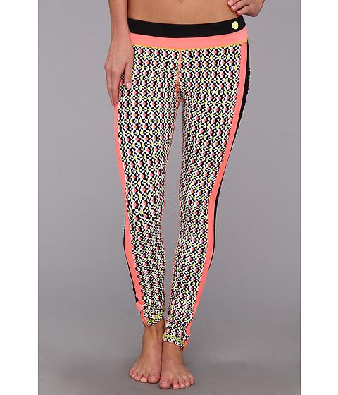 Pantaloni Trina Turk - Full-Length Leggings - Hot Coral