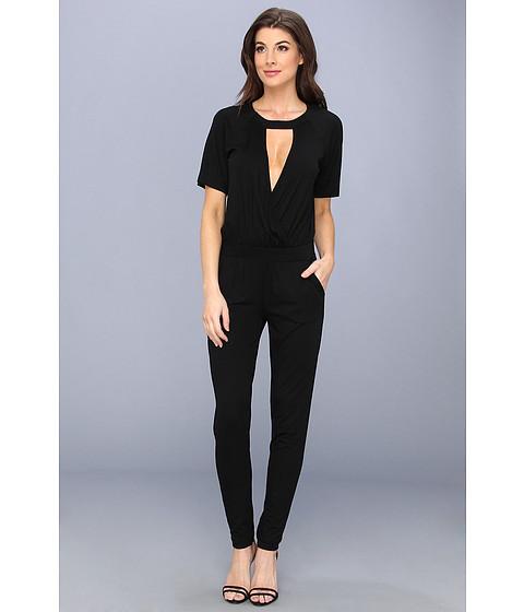 Pantaloni Trina Turk - Manhattan Jumpsuit - Black
