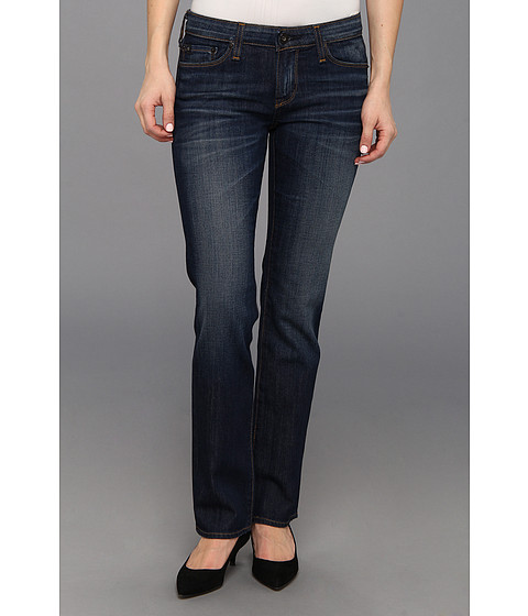 Blugi Big Star - Petite Kate Mid Rise Straight Jean in Ally - Ally