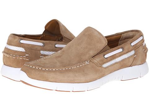 Pantofi Sebago - Kingsley Slip-On - Taupe Suede