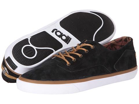 Adidasi radii Footwear - Axel - Black/Wolverine Suede