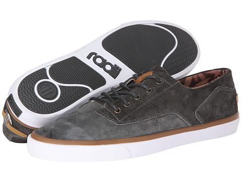 Adidasi radii Footwear - Axel - Charcoal Wolverine Suede