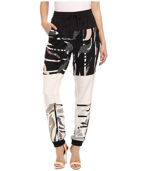 Pantaloni Tibi - Gran Desierto Jogging Pant - Black Multi