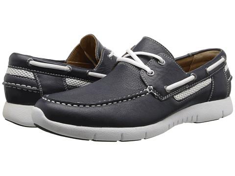 Pantofi Sebago - Kingsley Two-Eye - Navy
