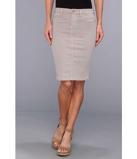 Fuste Blank NYC - Stone Grey Skirt - Stone Grey