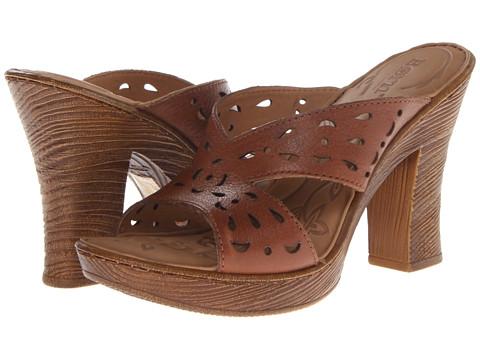 Pantofi Born - Aleeah - Tan