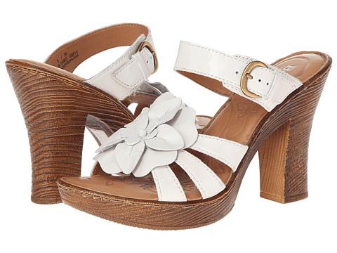 Pantofi Born - Anjelica - Off White