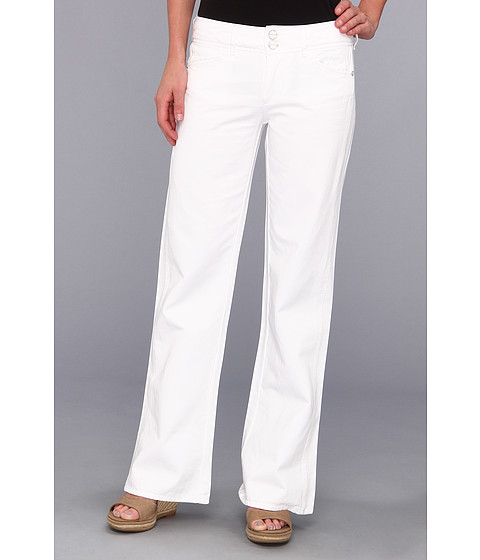 Pantaloni Sanctuary - New Easy Wide Leg City Chino - White