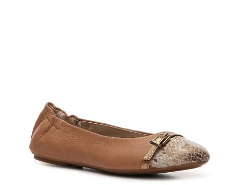 Pantofi Sofft - Maybell Ballet Flat - Tan