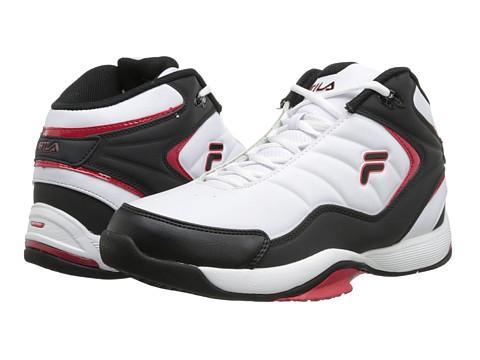 Adidasi Fila - Breakaway 4 - White/Black/Fila Red