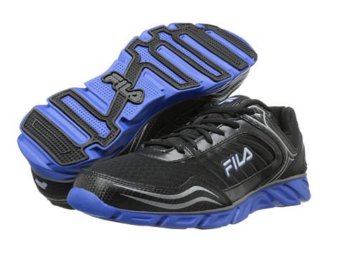 Adidasi Fila - Memory Fresh 2 - Black/Prince Blue/Metallic Silver