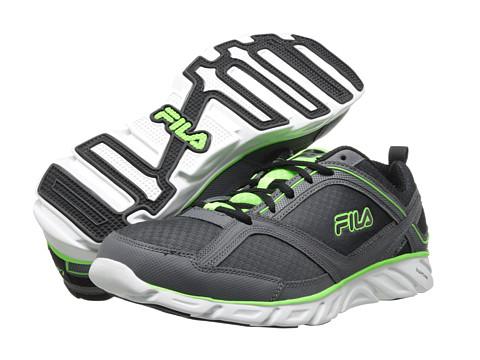 Adidasi Fila - Memory Stride 2 - Pewter/Grren Gecko/Black