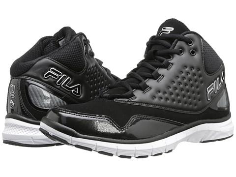 Adidasi Fila - Rim Attacker - Black/Black/Metallic Silver