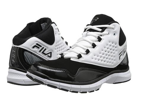 Adidasi Fila - Rim Attacker - White/Black/Metallic Silver