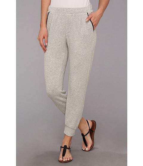 Pantaloni Splendid - Montecito French Terry Trouser - Heather Grey