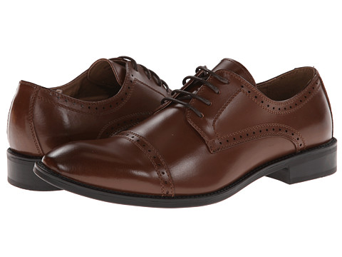 Pantofi Robert Wayne - Michigan - Tobacco