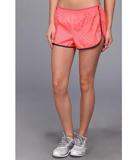 Pantaloni Reebok - Run 2 Inch Dot Woven Short - Punch Pink S14-R